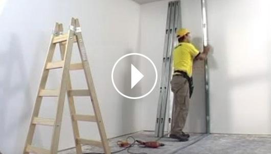 Placas durlock resistentes a la humedad durlock - Materiales para revestir paredes interiores ...